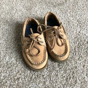 Boys Sperry's